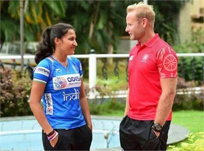india womens hockey team