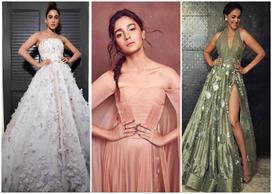 IIFA: ड्रेस को लेकर ट्रोल हुई दीपिका तो व्हाइट ड्रैस में...