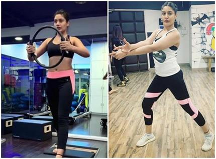 Celebs Fitness: 'इश्कबाज' की अनिका इस एक वर्कआउट से रखती हैं खुद को...
