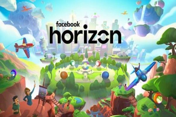 Facebook सीईओ मार्क जुकरबर्ग ने Horizon VR सोशल नेटवर्क का किया एलान