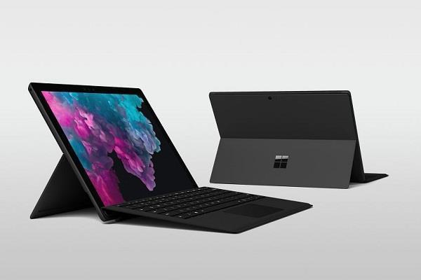 लॉन्च से पहले ही Microsoft Surface Pro 7 के स्पेसिफिकेशन्स हुए लीक