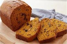 पॉन्डिचेरी की खास डिश पम्पकिन ब्रेड बनाए अब घर पर