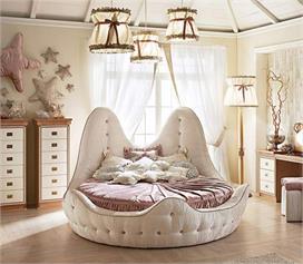 Round Bed के लेटेस्ट डिजाइन्स जो आपके कमरे को बना देंगे खास