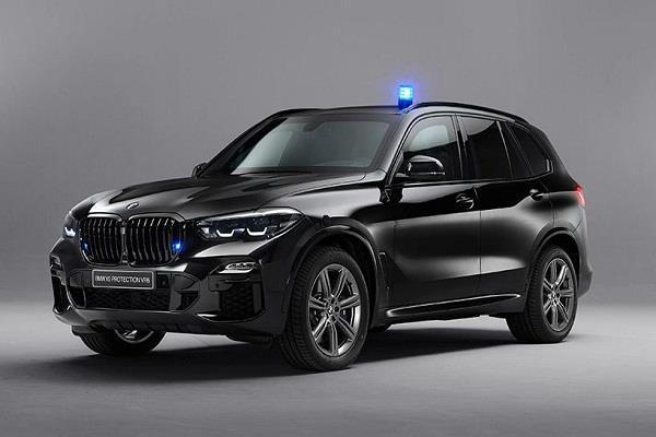 BMW X 5 Armored SUV कार हुई पेश ,गोलियों से लेकर ड्रोन अटैक रहेंगे बेसर