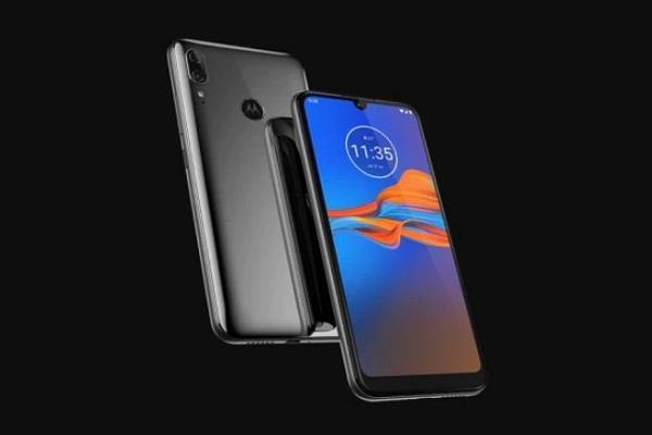 Motorola E6S बजट स्मार्टफोन भारत में लॉंन्च , कीमत 7,999 रुपये