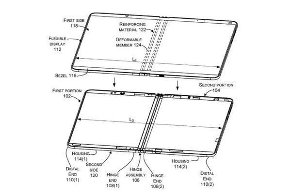 माइक्रोसॉफ्ट लाएगी फोल्डेब्ल सरफेस डिवाइस, देखने को मिलेगी ड्यूल स्क्रीन
