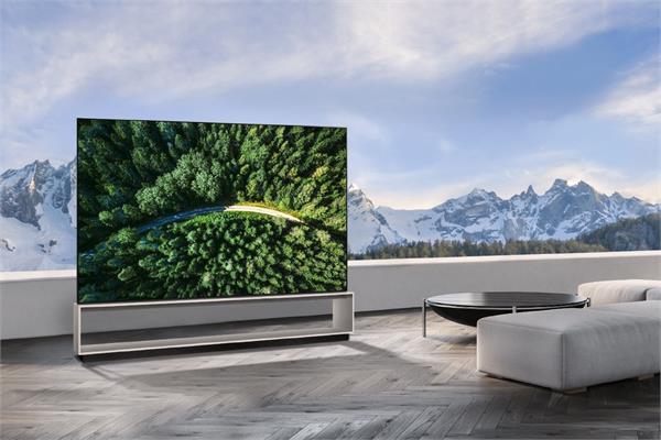 LG ने लॉन्च किया 88 इंच स्क्रीन साइज वाला 8K LED TV, जानें कीमत