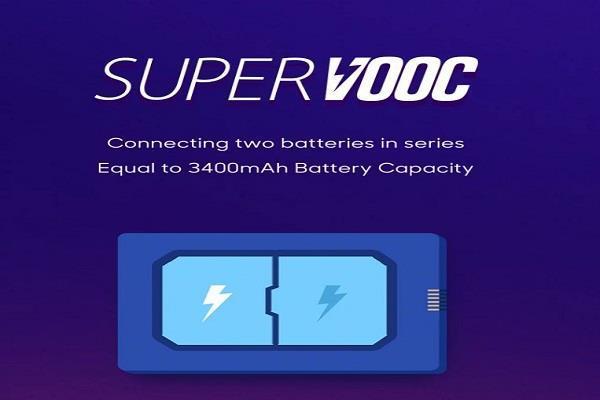Realme की सुपर VOOC 80W फ़ास्ट चार्जिंग तकनीक 4000 mah बैटरी केवल 20 मिनटों में कर देगी चार्ज
