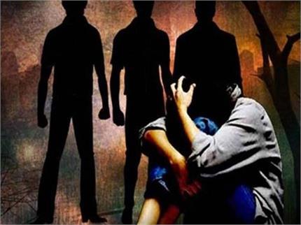 शर्मनाक हरकत! गैंगरेप के बाद बिना कपड़ों के लड़की को छोड़ भागे आरोपी