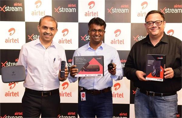 Jio की टक्कर में Airtel ने लॉन्च किया स्मार्ट सैट-टॉप बॉक्स, जानें खूबियां