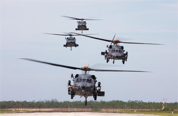 U.S. मिलिट्री सर्विसिस में शामिल होगा बेहतरीन कम्बैट रेस्क्यू हेलीकॉप्टर
