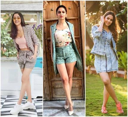 Girls Fashion: पैंटसूट का फैशन हुआ आऊट, ट्राई करें दीवाज की तरह...