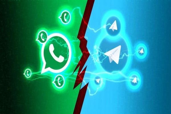 Telegram ने फाइल ट्रांसफर लिमिट मुद्दे पर Whatsapp का उड़ाया मज़ाक