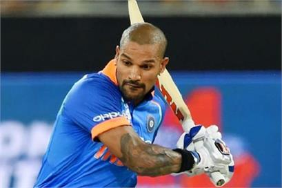 shikhar dhawan cricketer