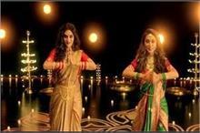 मां दुर्गा के गाने पर डांस करते हुए सांसद नुसरत और मिमी की...