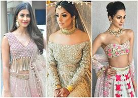 Bridal Fashion: सिपंल से लेकर सेक्सी तक, देखिए लेटेस्ट...