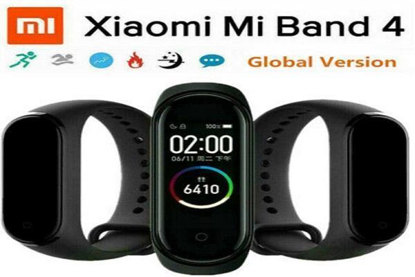 Xiaomi Band 4 फिटनेस ट्रैकर हुआ लॉन्च, यह फीचर्स है मौजूद, कीमत रु 2,299