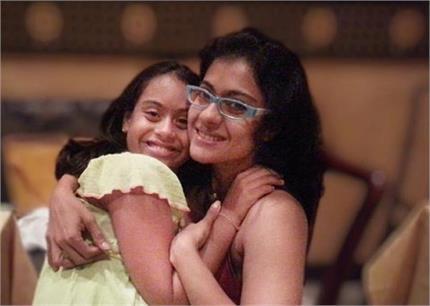 Daughter's Day पर काजोल ने शेयर की मां और बेटी की तस्वीर,हुई वायरल