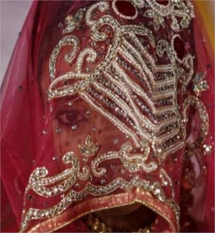 दरिंदे पति ने दांतों से काटा अपनी ही 'बाल वधु' का गाल