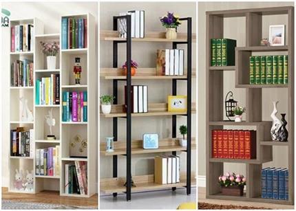 ड्राइंग रूम हो या किचन, यहां से लीजिए Open Shelf Ideas
