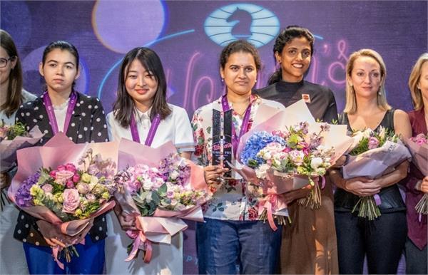 fide womens grand prix chess 2019
