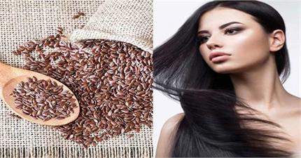 बालों से जुड़ी हर प्रॉबल्म का हल है अलसी के बीज, जानिए इस्तेमाल का...