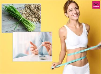 नवरात्रि स्पैशलः डायबिटीज और मोटापे का एक इलाज जौ, यूं बनाकर पीएं पानी