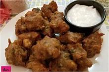 नवरात्रि में बना कर खाएं कुट्टू के पकौड़े