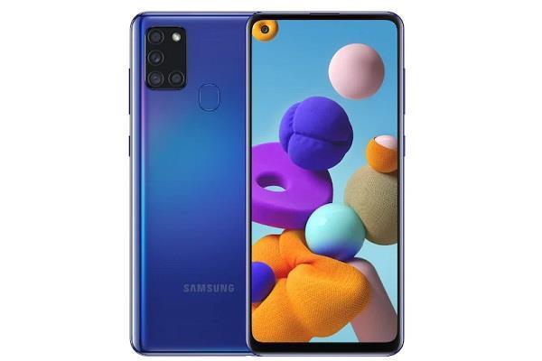 सैमसंग ने भारतीय बाजार में उतारा गैलेक्सी A21s स्मार्टफोन का नया स्टोरेज वेरिएंट