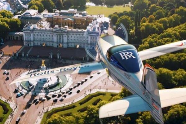 Rolls Royce ने सफलतापूर्वक पूरी की दुनिया के सबसे तेज इलेक्ट्रिक प्लेन की टैस्टिंग