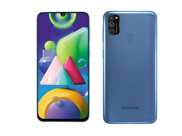 सैमसंग ने भारतीय बाजार में उतारा गैलेक्सी M21 स्मार्टफोन का नया कलर वेरिएंट