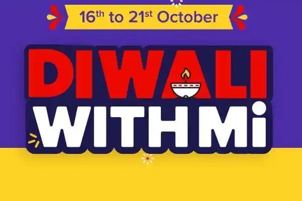 Xiaomi ने की बड़ी घोषणा, कंपनी Diwali with Mi सेल का करने वाली है आयोजन