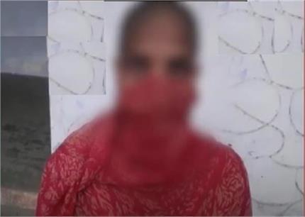 शर्मनाक: पत्नी ने मायके जाने को कहा तो पति ने कर दिया गंजा