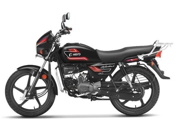 Hero ने देश के सबसे पसंदीदा मोटरसाइकिल Splendor Plus को नए अवतार में किया लॉन्च