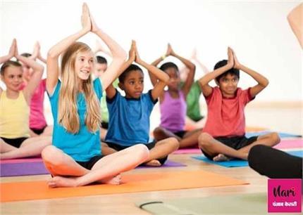 बच्चों के लिए बेस्ट योगासन, इम्यूनिटी स्ट्रांग होकर बीमारियों से...