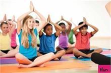 बच्चों के लिए बेस्ट योगासन, इम्यूनिटी स्ट्रांग होकर...