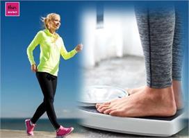 Health Advice: रोजाना कितनने कदम चलने से घटेगा वजन?