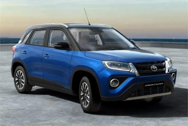 भारत में शुरू हुई टोयोटा अर्बन क्रूजर की डिलीवरी, जानें इस नई SUV के बारे में सबकुछ