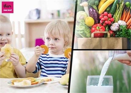 Food Day: बच्चों की डाइट में करें ये 5 सुपर फूड, कोरोना काल में...