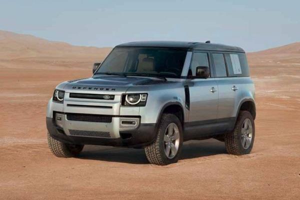 भारत में लॉन्च हुई Land Rover Defender, शुरुआती कीमत 73.98 लाख रुपये