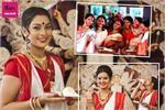 Bengal Tradition: दुर्गा पूजा पर महिलाएं क्यों पहनती हैं सफेद और लाल...