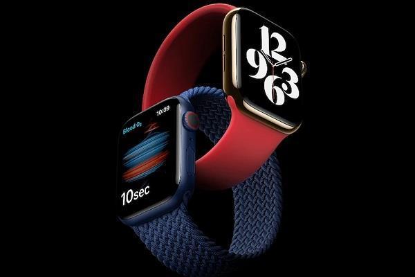 भारत में शुरू हुई एप्पल वॉच सीरीज़ 6 और एप्पल वॉच SE की बिक्री, शुरुआती कीमत 29,900 रुपये