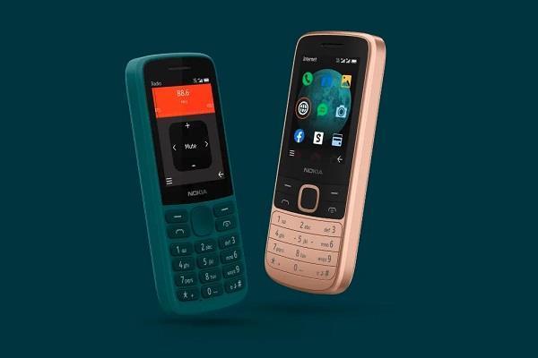 Nokia ने भारत में लॉन्च किए दो नए 4G फीचर फोन्स, शुरुआती कीमत 2,949 रुपये