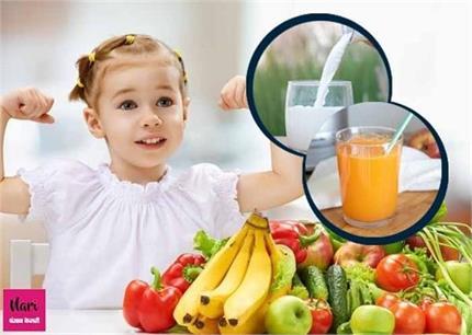 Child Health: कोरोना काल में आपके बच्चे के लिए बेस्ट डाइट प्लान