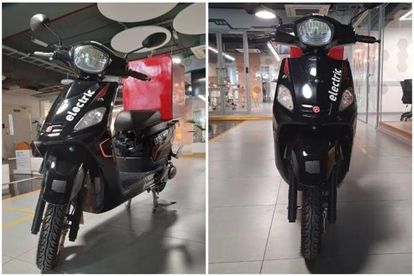 Hero Nyx-HX इलेक्ट्रिक स्कूटर हुआ भारत में लॉन्च, एक चार्ज में तय करेगा 210Km का सफर