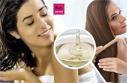 ग्लिसरीन से होगा बालों की हर प्रॉबल्म का हल, जानिए इस्तेमाल का तरीका