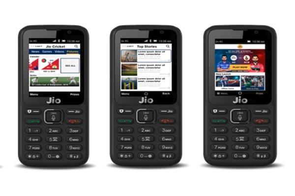 JioPhone के लिए लॉन्च हुई JioCricket एप्प, यूज़र्स को मिलेगी क्रिकेट से जुड़ी हर छोटी-बड़ी अपडेट