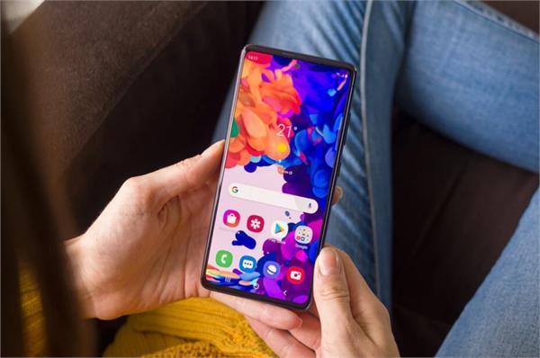 Samsung Galaxy S20 FE में सामने आई टचस्क्रीन से जुड़ी समस्या, यूजर्स कर रहे शिकायत