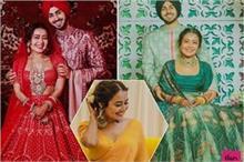हल्दी से लेकर वेडिंग नाइट तक, यहां देखें नेहा की शादी की हर...