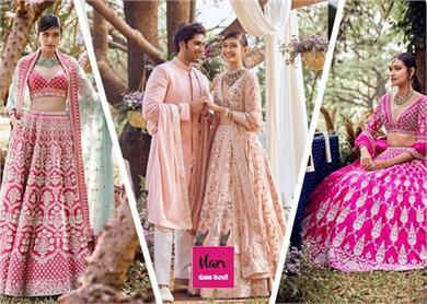 Wedding Vibes! नेचर से इंस्पायर्ड डिजाइनर अनिता डोंगरे की कलेक्शन पर...